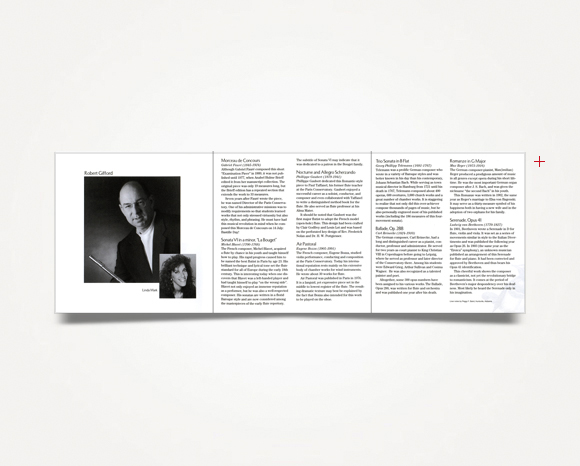 Packaging - Bob Gifford - CD Cover And Booklet