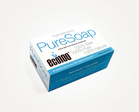Packaging - Eco100 - Soap Box 1