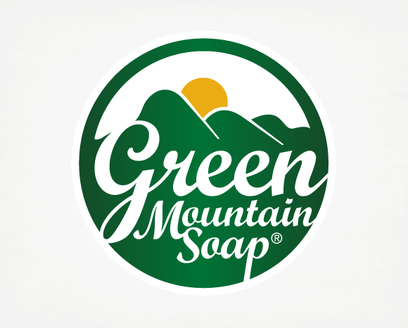Identity - Green Mountain Soap Company - Logo 1