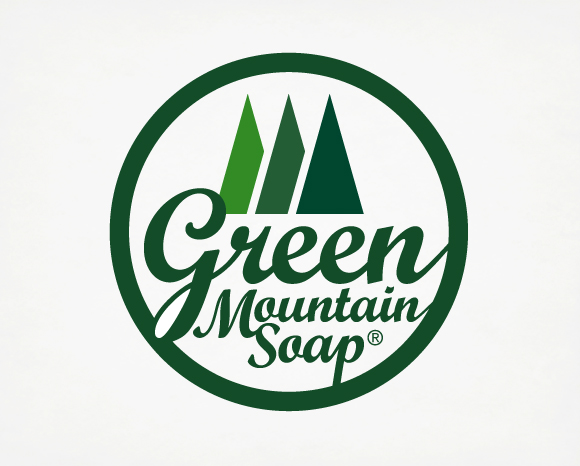 Identity - Green Mountain Soap Company - Logo 2
