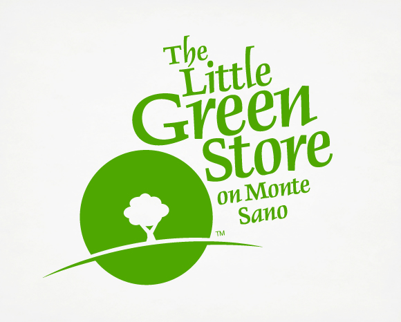 Identity - The Little Green Store - Logo 1