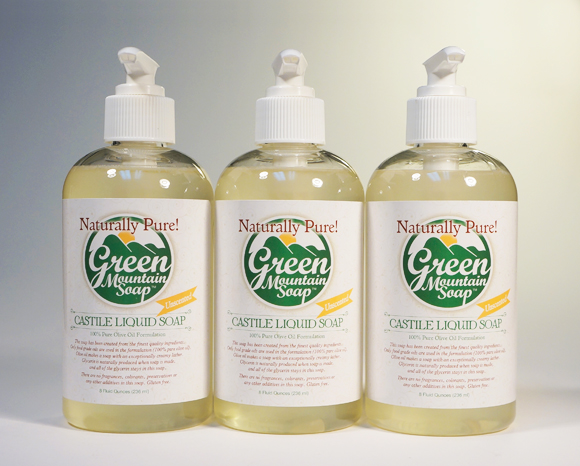 Print - Green Mountain Soap Company - Soap Packaging And Labels 2