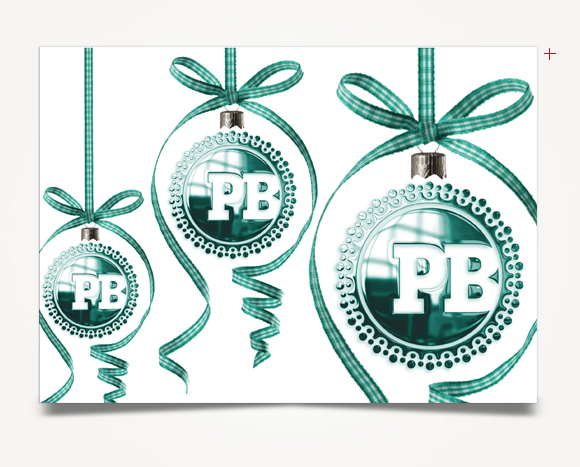 Print - Premier Bank - 2014 Christmas Card
