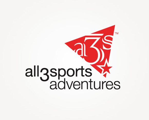 Identity - All3sports Adventures - Logo 1